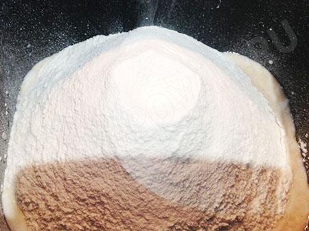Вкусное дрожжевое тесто для пирожков