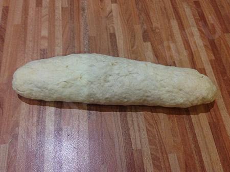 домашний хлеб без дрожжей