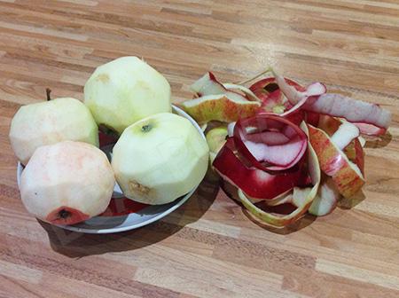 Очень яблочный пирог