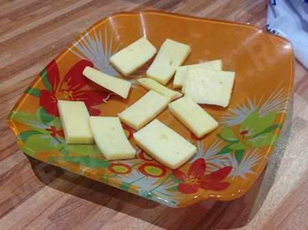 Картофельные зразы с сыром