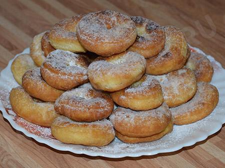 Московские пончики